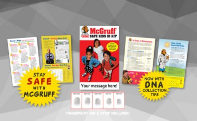 McGruff Safe Kids ID Kit(s)