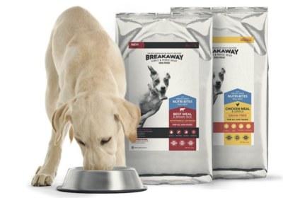 Breakaway Dog Food Free Samples