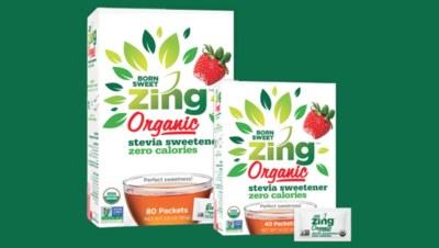 Free Samples of Born Sweet Zing™ Organic Stevia Sweetener