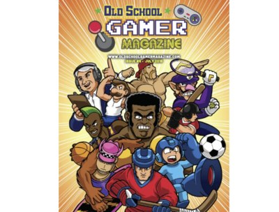 Free Magazine - Old School Gamer