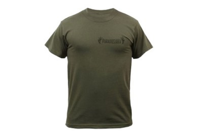 Free T-Shirt from Paradosiaka