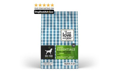 Free Sample of NAKED ESSENTIALS DOG FOOD