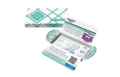 Free EquateTM Assurance®  Sample Kit