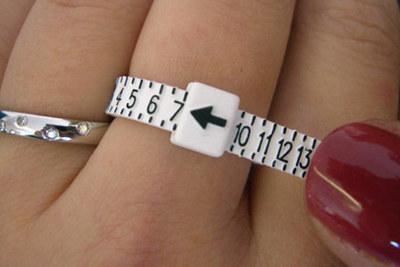 Free Ring Sizer from Irish Jewelry