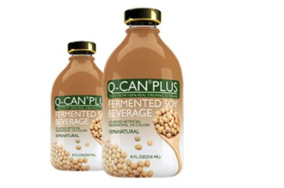 Free Samples of Q-Can Plus Fermented Soy Beverage