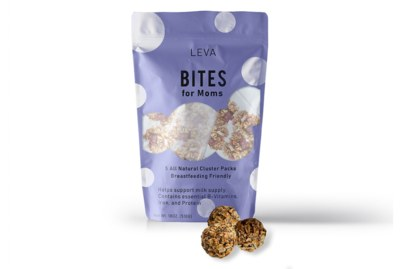 Free Samples from LEVA - Nutrition for Breastfeeding Moms