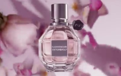 Free Sample of Viktor&Rolf Flowerbomb Perfume