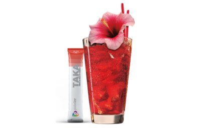Free Hibiscus Flavored Energy Drink