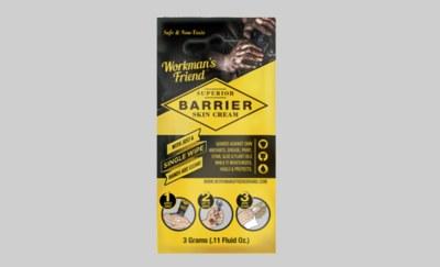 Barrier Skin Cream Sample