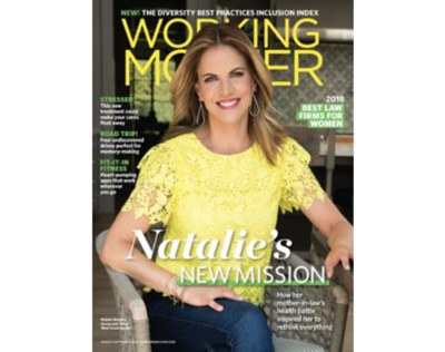 Complimentary One Year Print Subscription to Working Mother