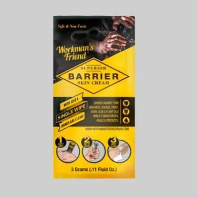 Barrier Skin Cream Sample Sachet