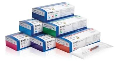 Free Sample of DiaGel® from Van Beek Natural Science.