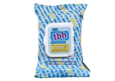 Free TBH Gentle Cleanse Face Wipes