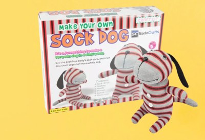 Free SadoCrafts Dog Doll