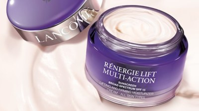 FREE 7-day supply of Rénergie moisturizer