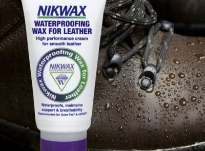 Free Samples of Nikwax Waterproofing Wax for Leather™