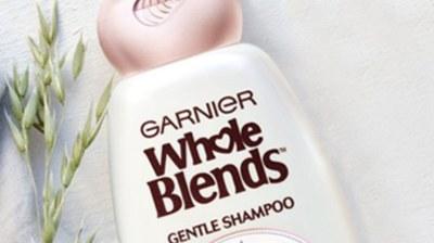 Free Samples - Garnier Shampoo & Conditioner