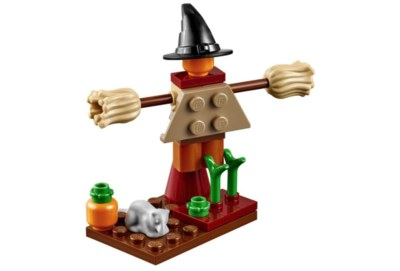 Free LEGO® Scarecrow Witch