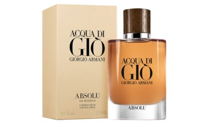 Free Samples of ACQUA DI GIÒ ABSOLU by Giorgio Armani