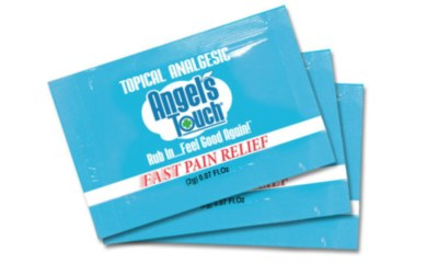 Free Stuff from Angel's Touch - Pain Reliever