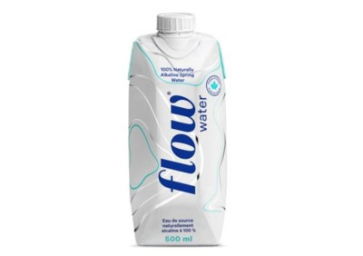 Free Sample of Flow Water