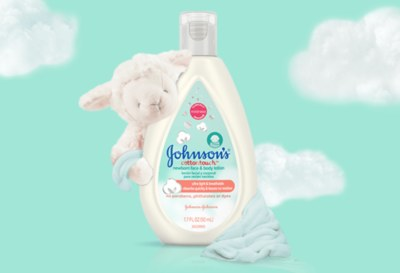 Sample JOHNSON'S® COTTONTOUCH™ Newborn Lotion