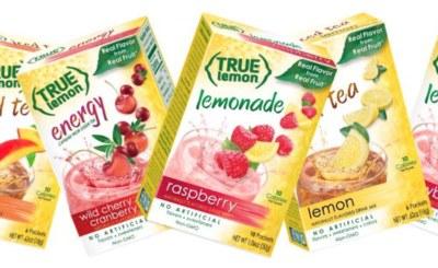 Free Samples of True Lemon Drinks