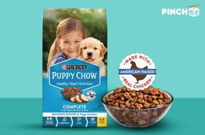 Free Sample for Puppy Owners