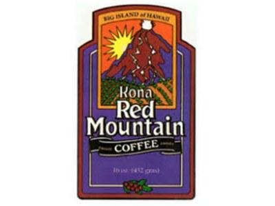 Free Sample of Kona Red Mountain Coffee