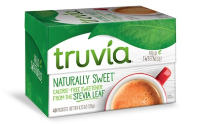 Free Samples of Truvia Sweetener