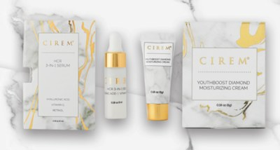 Free Sample of Cirem Skincare Products