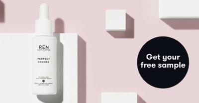 Free Sample of REN Skincare Serum