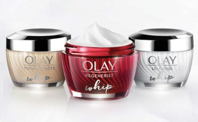 Still Available - Free Sample Olay Whips
