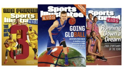 Free Subscription to Sports Illustrated for Kids