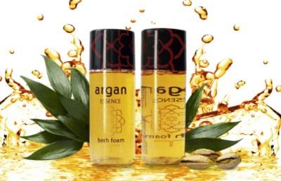 Argan Essence Free Sample of Bath Foam