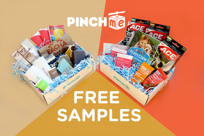 October Samples from PinchMe Available Now