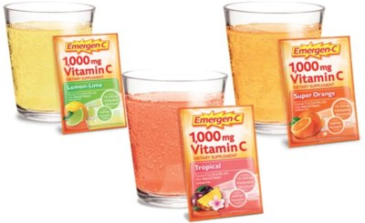 Free Samples from Emergen-C