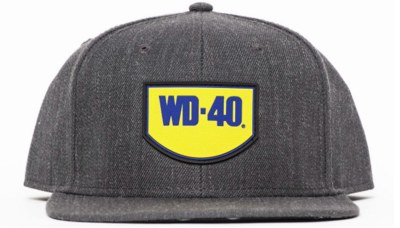 Free Hat from WD40