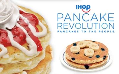 Free Pancakes - IHOP FREE PANCAKE DAY℠