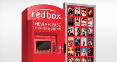 Free DVD Rental from Redbox on 10/28