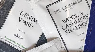 Free Laundry Product Sample From The Laundress