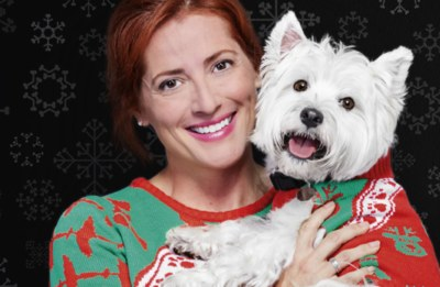 Free CESAR® Twinning Holiday Sweater Set