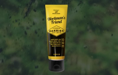 Free Sample of Workmans Friend Superior Barrier Skin Cream