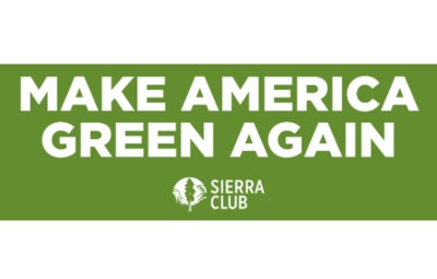 Free Make America Green Again Stickers