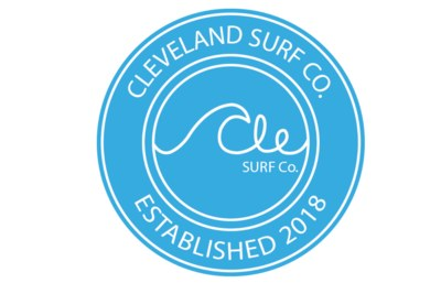Free Stickers from Cleveland Surf Co