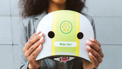Free Helmet from Lime