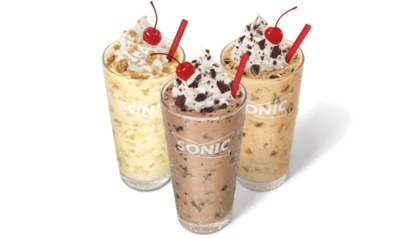 Free Classic Shakes from Sonic