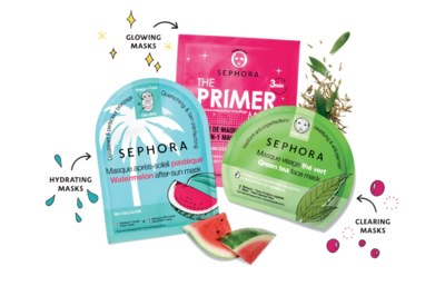 Sephora - Free Clay Masks Sample