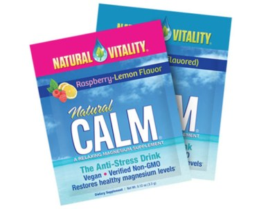Free Sample - Natural Vitality CALM