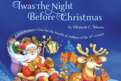 Free E-Book for Kids - Twas the Night Before Christmas
